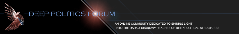 Deep Politics Forum banner
